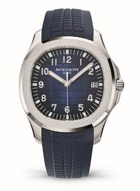 BASELWORLD 2017: Patek Philippe Aquanaut Referenz 5168G