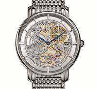 "New: The Patek Philippe Calatrava ""Squelette"""