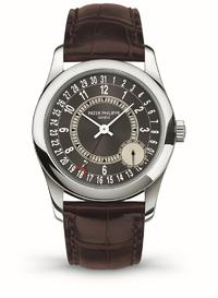 The Patek Philippe Calatrava with extra flat automatic caliber