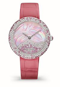 Patek Philippe presents the Haute Joaillerie Calatrava