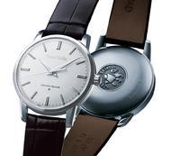 Neuauflage der allerersten Grand Seiko Uhr