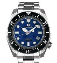 Für Berufstaucher: Die Grand Seiko Hi-Beat 36.000 Professional 600m Diver