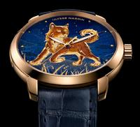 2018 präsentiert Ulysse Nardin die Year of the Dog