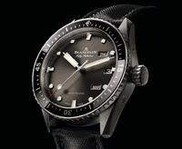 The brandnew Fifty Fathoms Bathyscaphe Quantième Annuel