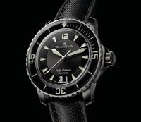 Baselworld 2018: The Fifty Fathoms Grande Date