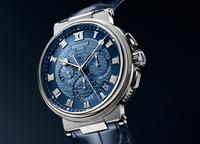Baselworld 2018: Breguet Marine Chronographe 5527 inspires watch lovers