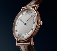 The new rose gold Classique Extra-Plate 5157