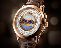 The Patek Philippe World Time Minute Repeater ref. 5531R