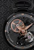 Preview BASELWORLD 2017: The Black Sappheiros