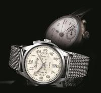 Limitiert: Der Transocean Chronograph 1915 von Breitling