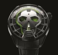 BASELWORLD 2015: The Skull Green Eye