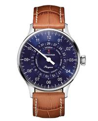 BASELWORLD 2015: MeisterSinger presents the Perigraph and the Pangaea Day Date with new dial