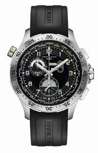 BASELWORLD 2015: The Hamilton Chrono Worldtimer Quartz