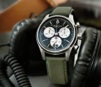 BASELWORLD 2015: Der Startimer Pilot Chronograph Grande Date