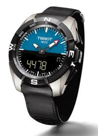 BASELWORLD 2015: The Tissot T-Touch Expert Solar
