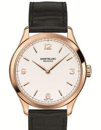 Die Montblanc Heritage Chronométrie Ultra Slim