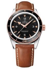 Die OMEGA Seamaster 300