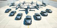 Seven cars, seven jets and seven chronographs