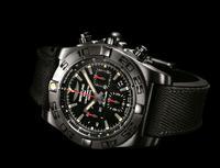 Die neue Chronomat 44 Blacksteel von Breitling