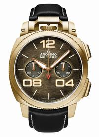 BASELWORLD 2016: The ANONIMO Militare Chrono Bronze