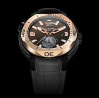 BASELWORLD 2016: The CLERC Hydroscaph GMT Power-Reserve Chronometer