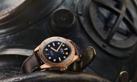 BASELWORLD 2016: The watch special edition Oris Carl Brashear