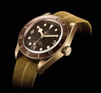 BASELWORLD 2016: The TUDOR Heritage Black Bay Bronze
