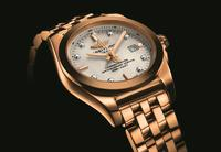 A Breitling ticking to women`s time