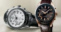 Die neue Seiko Uhrenlinie Astron GPS Solar World Time