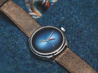 Schweizer Uhrenmanufaktur H. Moser & Cie. mit neuer Concept-Watch