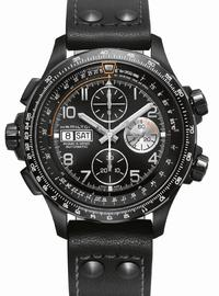 Preview BASELWORLD 2017: The Khaki X-Wind Auto Chrono