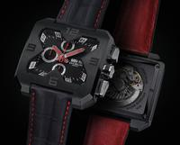Preview BASELWORLD 2017: The BIG SQUARE Chronograph by GVCHIANI GENÈVE