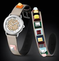 Preview BASELWORLD 2017: Fendi Timepieces Unveils the New Selleria Strap You