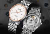 Preview BASELWORLD 2017: The Mido Baroncelli Caliber 80 Chronometer Si