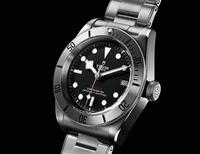 BASELWORLD 2017: Die TUDOR – Heritage Black Bay Steel