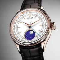 BASELWORLD 2017: Rolex presents the Cellini Moonphase