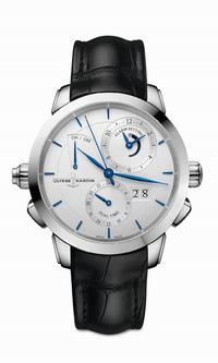 The Ulysse Nardin Classic Sonata impressed