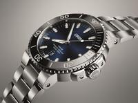 Introducing Oris's next-generation Aquis