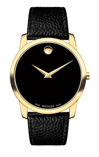 The Museum Dial 70th Anniversary Bauhaus Limited Edition by MOVADO