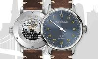 MeisterSinger's City Edition 2017 wristwatches