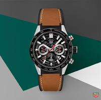 Baselworld 2018: The TAG Heuer CARRERA HEUER 02