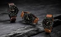 Baselworld 2018: Full of energy – the Black Line versions of MeisterSinger classics