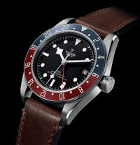 TUDOR is introducing the Black Bay to world time by adding a new GMT function