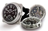 ASKANIA Uhrenhersteller kreiert Jahrgangsuhr QUADRIGA 2018