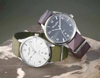 Die neue CODE TS Uhrenlinie