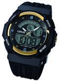 Digital oder analog - Lorus Alarm Chronographen können beides